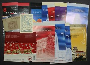 CANADA MINT BOOKLET WHOLESALE POSTAGE LOT (FACE VALUE $310.39)