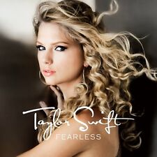 TAYLOR SWIFT FEARLESS CD COUNTRY POP NEU SEALED