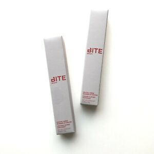 2 Bite Beauty Crystal Crème Shimmer Lip Crayons - Cocoa Crush