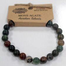 Bohemian Stone Beaded Costume Bracelets
