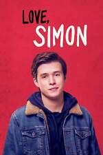 Love, Simon (Blu-Ray, DVD, 2018)