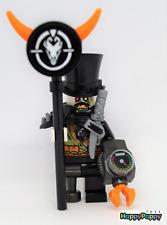 Lego Ninjago 70654 Minifigur Minifig Iron Baron njo464 Neuware / New