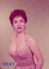 Gina Lollobrigida 1956 Vintage  5  X  7 Transparency