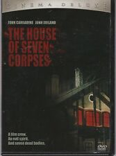 House of the Seven Corpses (DVD, 2005, Cinema Deluxe Series)