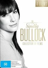 The Sandra Bullock Collection Of Films (DVD, 2017, 4-Disc Set)