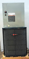 "Trane 3 Ton 13 Seer R410A Air Conditioner Condenser W/ 21"" Width Cased Coil"