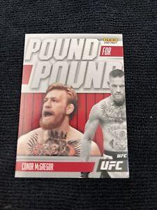 2021 PANINI INSTANT UFC Pound For Pound SP RARE 1 OF 541 CONOR McGREGOR