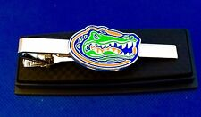 Florida Gators Tie Clip College Logo Tie Clasp Gift Idea