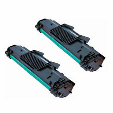 2PK MLT-D108S Black New  Toner Cartridges for  Samsung ML-1640, ML-2240