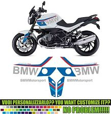 kit adesivi stickers compatibili  r 1200 r motorsport