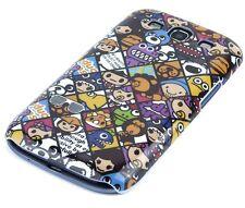 Schutzhülle f Samsung Galaxy S3 i9300 i9305 Tasche Case Hard Cover Emoticons