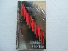 Paperback- Mindbender - James Cohen, Peter Rubie first printing, 1989 Paranormal