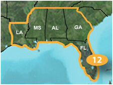 Garmin TOPO U.S. 24k Maps - Southeast / FL, GA, AL, MS, LA / (Micro/SD Card)