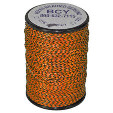 "Bohning #62 Braid .021"" Serving Thread Spool Orange #22709 Bow String"