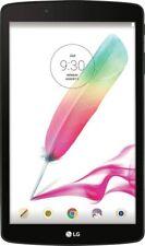 "Good LG G Pad V496 8"" 16GB Black (T-Mobile) 60-Day Warranty"