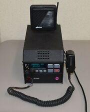 Macom M7100 Ip Radio Desk Setup With Speaker Palm Mic 138v 17a Power Supply