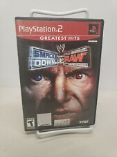 WWE SmackDown vs. Raw (Sony PlayStation 2, 2004) PS2