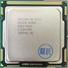 Intel Xeon X3440 SLBLF 2.53GHZ 8MB 1333MHZ LGA 1156 CPU Processor
