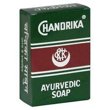 Chandrika Ayurvedic Soap With Vegetable Coconut Sandalwood Patchouli oi - 75 g