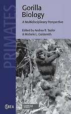 Gorilla Biology: A Multidisciplinary Perspective (Cambridge Studies in Biologica