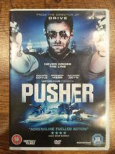 Agyness Deyn PUSHER ~ 2014 Refn British Drug Dealer Thriller Remake | UK DVD