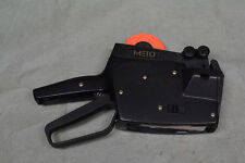 Meto Label Pricing Gun 15-22,  2 Line, Good Working Condition.