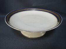 Ancienne coupe à fruits sur pieds en porcelaine de Saxe french antique cup