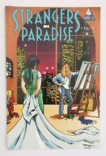 Strangers in Paradise -Volume 2*ISSUE 1*Adult Comic- Terry Moore -Sept'94-NM/NM+