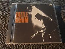 U2 - Rattle And Hum - 1988 Island Cd - 1st Aus press rock pop