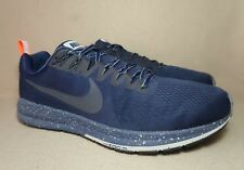 43bbab81c5b3c NIKE SHIELD STRUCTURE 21 Binary Blue Obsidian Running Gym Trainers UK 10   EU 45