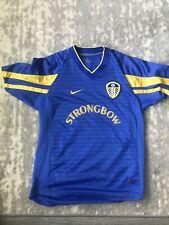 Leeds United Football Shirt Nike Retro Js 12 Eu 140-152
