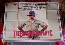 Boys in Company C 40x60 Original Movie Poster VIETNAM Stan Shaw SANTOS MORALES
