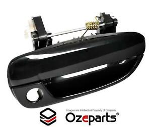 FRONT RH Right Hand OUTER Door Handle Black For Hyundai Accent LC 2000~2006