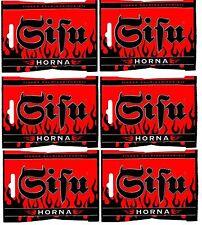 Leaf Gifu HORNA salmiakki 6x 40g FINLANDIA 6 Piezas