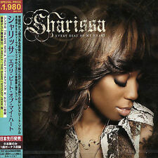 SHARISSA - Every Beat Of My Heart - CD (2005) - Japanese Issue Unreleased in USA