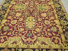 Oriental Rug In Agra Pattern Fine Hand Woven 8 x 10 From A Bellevue Ky Estate