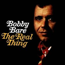 The  Real Thing/I Hate Goodbyes/Ride Me Down Easy by Bobby Bare (CD, 2013, The O