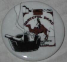 "Grateful Dead ""Jerry Riding A Camel"" Tour Pin Approx 1.75"""