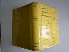 1958 MOINES ET MONASTERES DU PROCHE ORIENT 64 PLANCHES ET 1 CARTE J LEROY