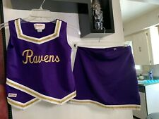 Baltimore Ravens Cheerleader Outfit (Size - Youth Medium)