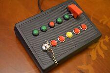 ALMAR SKRS Button Box urządzenie sterujące do gier ATS, ETS itp STACYJKA!