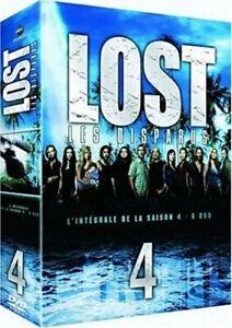 Lost, les disparus : L'integrale saison 4 - Coffret 6 DVD