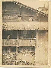 Près BRIGUE c. 1900 - Châlets des Muriers Suisse - AN 10