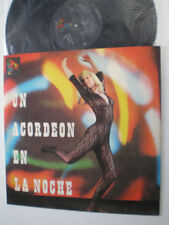 UN ACORDEON EN LA NOCHE COLOMBIA LP BAMBUCO 196? NM Sexy Nude Cover CHEESECACKE