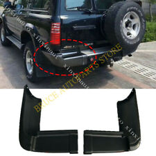 ABS black Rear Bumper Protector Angle For Toyota Land cruiser LC80 4500 1990-97