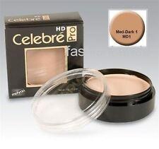 Celebre HD Pro ~ Mehron Quality Foundation Cream Theatrical Makeup Medium Dark 1