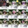Pokemon Pokeball  3D LED Boule de Cristal Lumière Veilleuse Lampes de Table