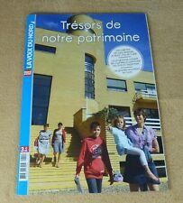 TRESORS DE NOTRE PATRIMOINE HORS SERIE SEPTEMBRE 2015 NORD ECLAIR VOIX DU NORD