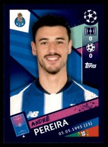 Topps Champions League 2018/19 - André Pereira FC Porto No. 419