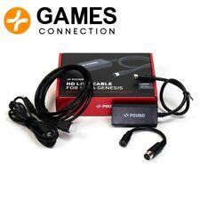 HD Link - Sega Megadrive HDMI (All Sega MegaDrive Versions) Official Stockist UK